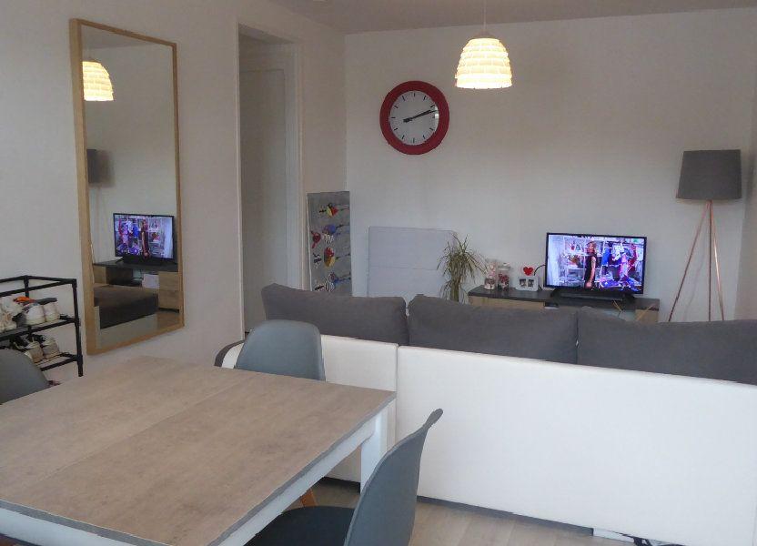 Appartement à louer 46.44m2 à Caen