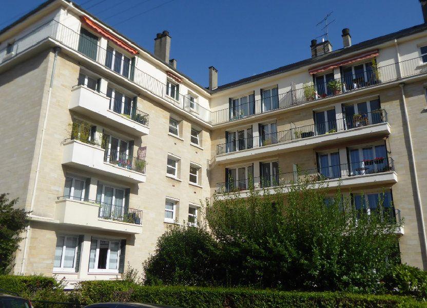 Appartement à louer 40.82m2 à Caen