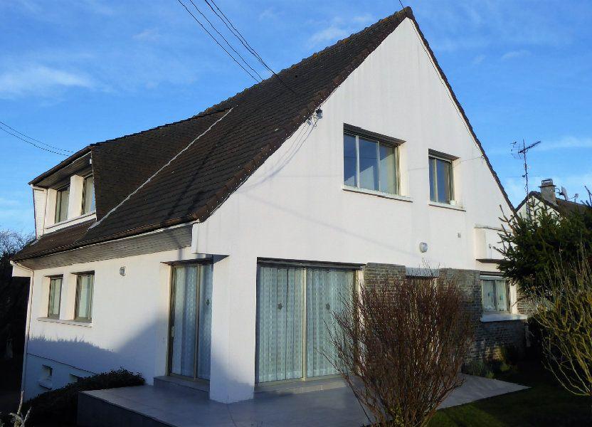 Appartement à louer 84m2 à Caen