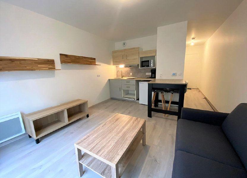 Appartement à louer 26.57m2 à Caen