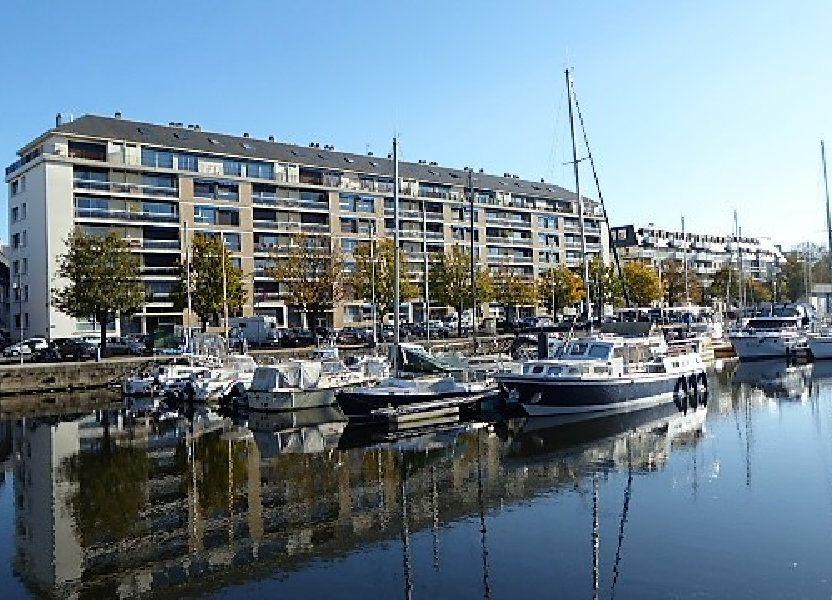 Appartement à vendre 161m2 à Caen