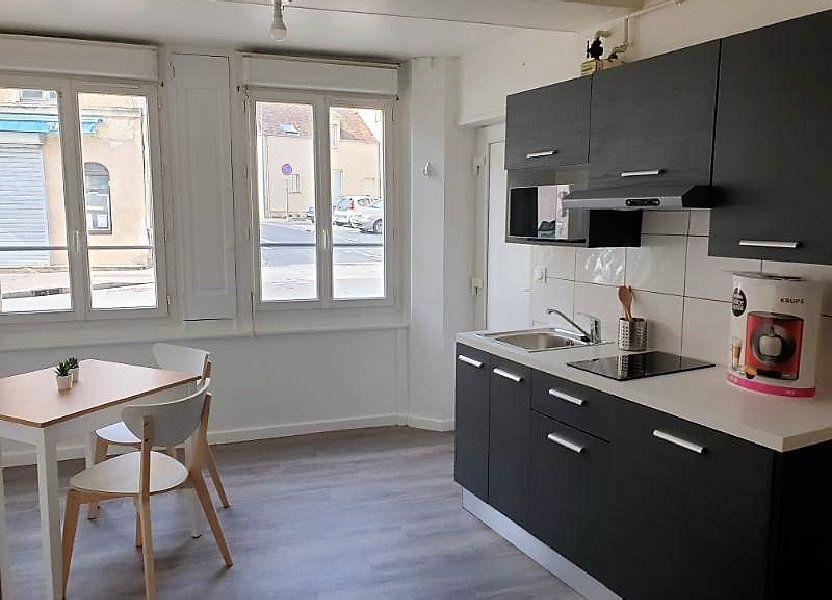 Appartement à louer 27.5m2 à Caen