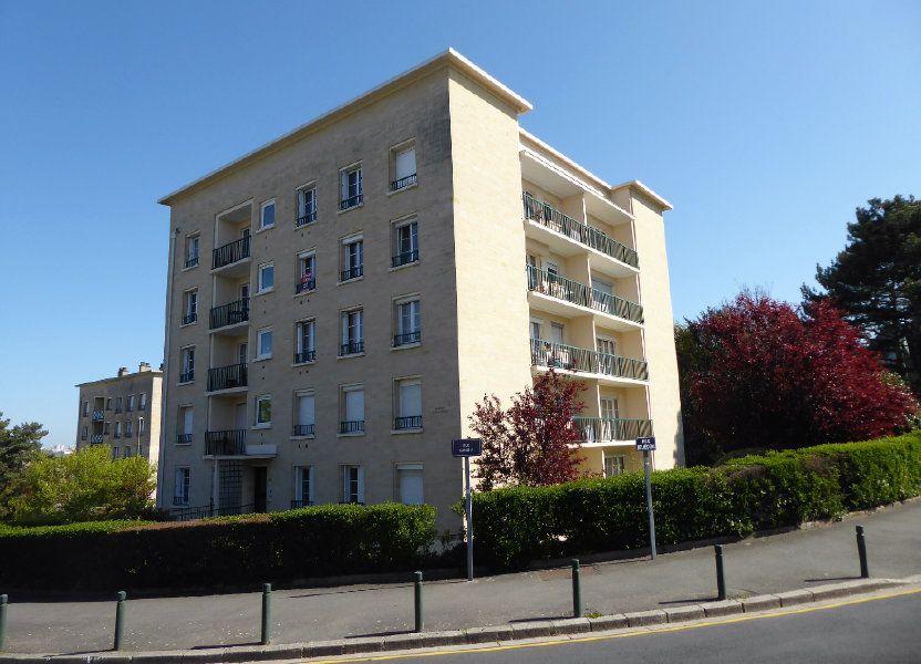 Appartement à louer 28.3m2 à Caen