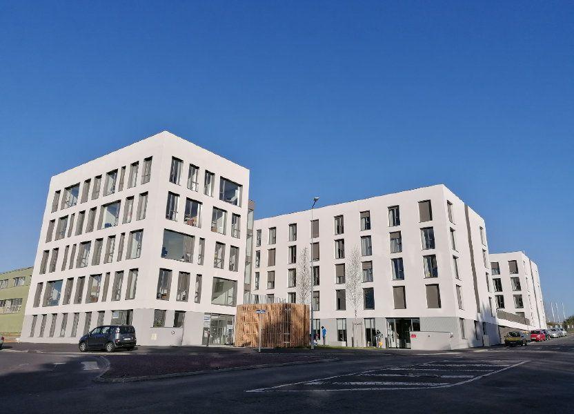 Appartement à vendre 27m2 à Caen