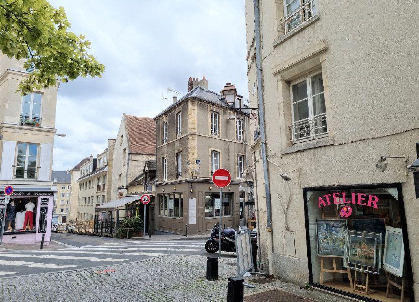 Appartement à vendre 21.64m2 à Caen