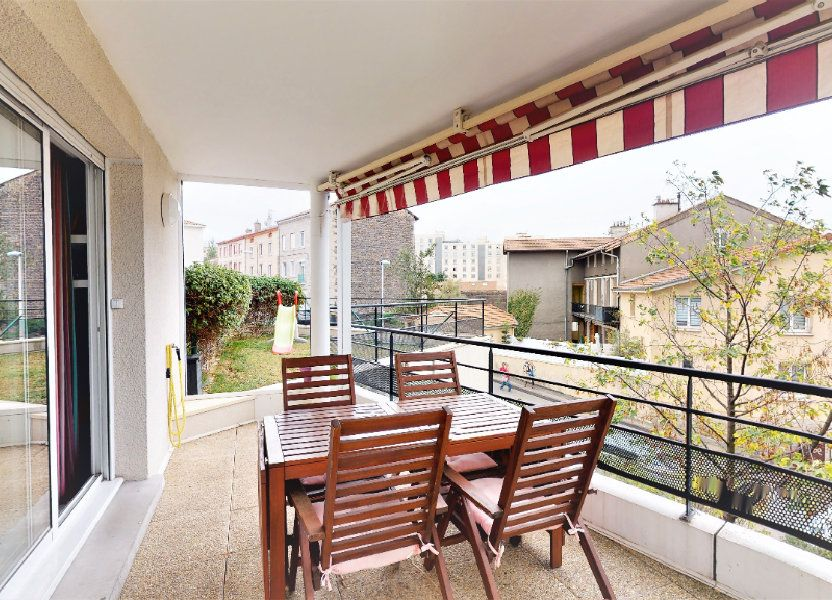 Appartement à vendre 83m2 à Saint-Chamond