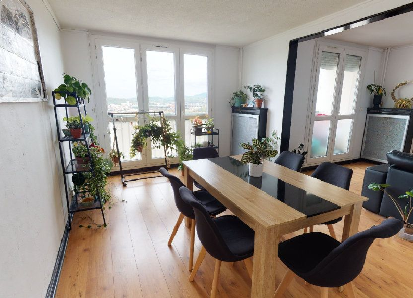 Appartement à vendre 91.18m2 à Saint-Just-Saint-Rambert