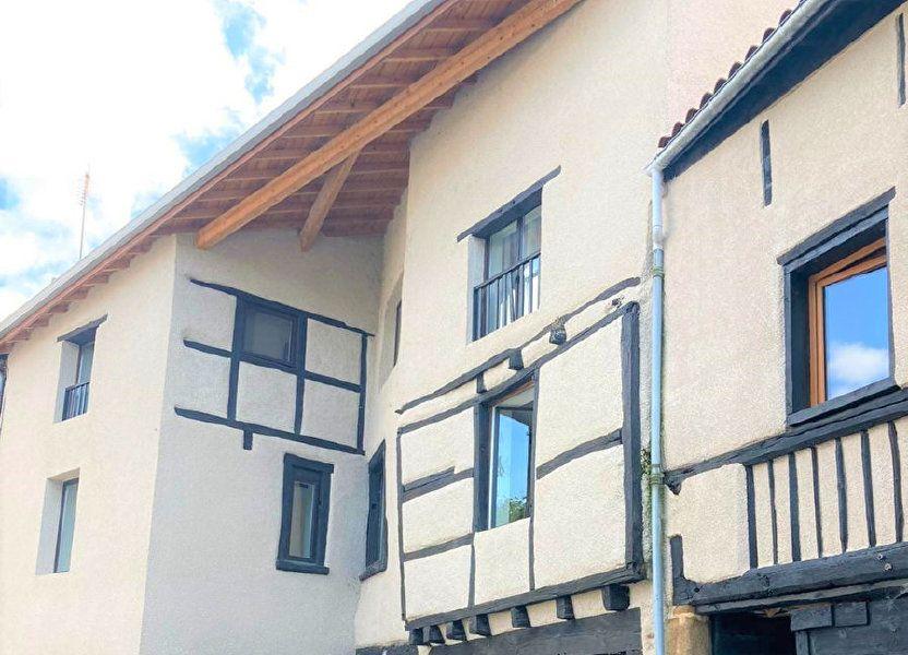 Appartement à louer 64m2 à Saint-Just-Saint-Rambert