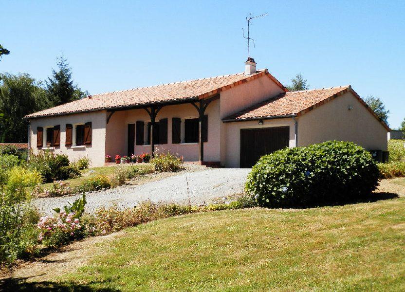 Maison à vendre 145m2 à Secondigny