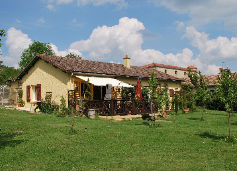 Maison à vendre 87m2 à Amailloux