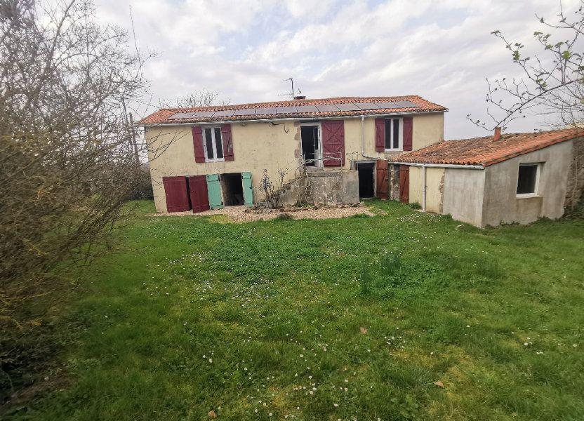 Maison à vendre 50m2 à Gourgé