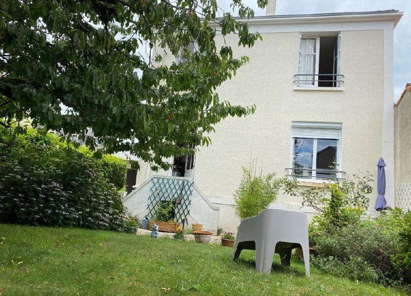 Maison à vendre 113.37m2 à Parthenay
