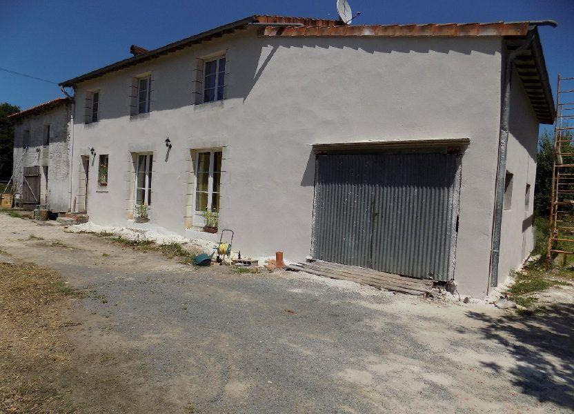 Maison à vendre 160m2 à Latillé