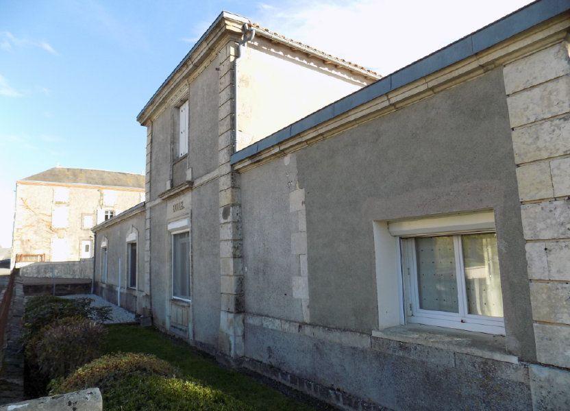 Maison à vendre 150m2 à Mazières-en-Gâtine