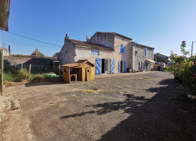 Maison à vendre 131m2 à Louin