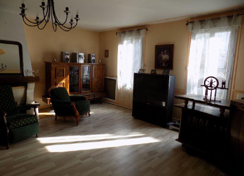 Appartement à vendre 130m2 à Parthenay