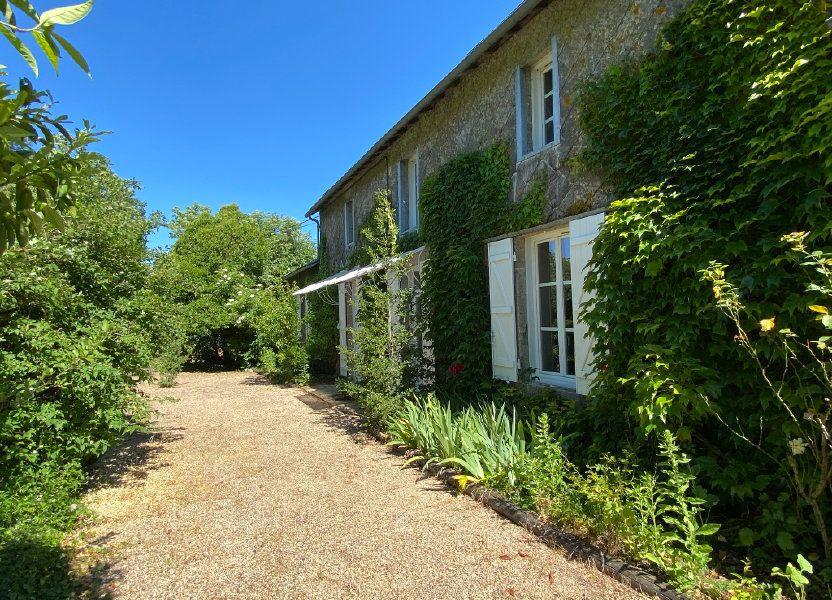 Maison à vendre 272m2 à Saint-Aubin-le-Cloud