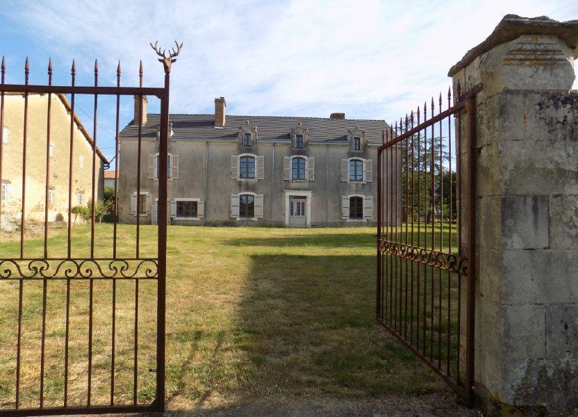 Maison à vendre 380m2 à Ménigoute