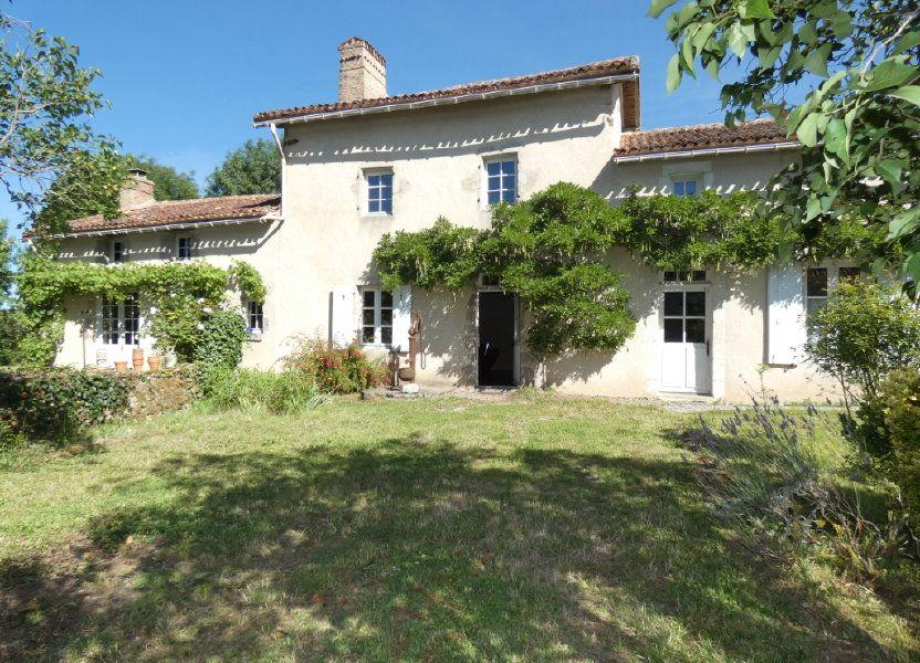 Maison à vendre 130m2 à Beaulieu-sous-Parthenay