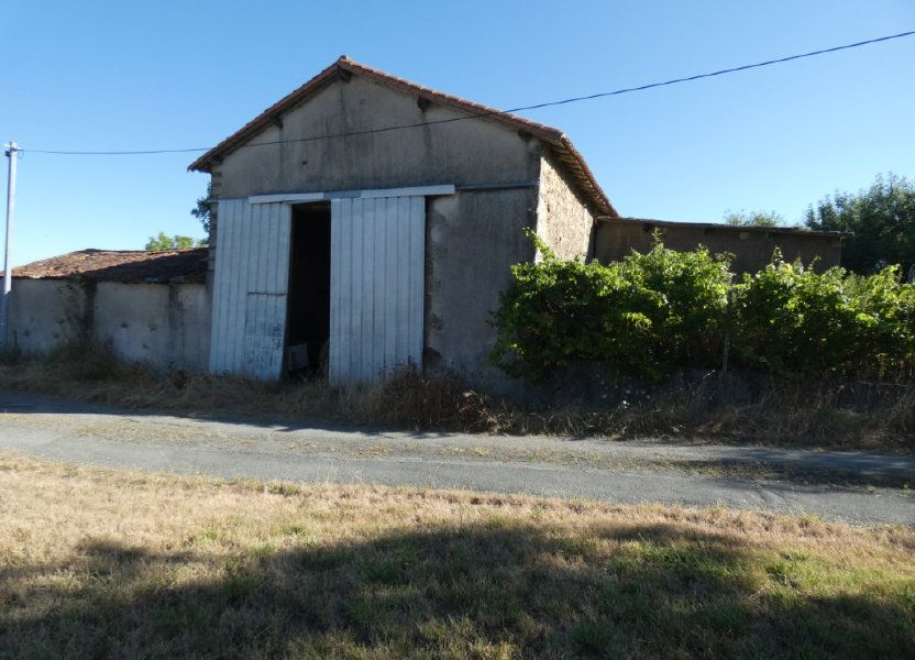 Maison à vendre 103m2 à Beaulieu-sous-Parthenay