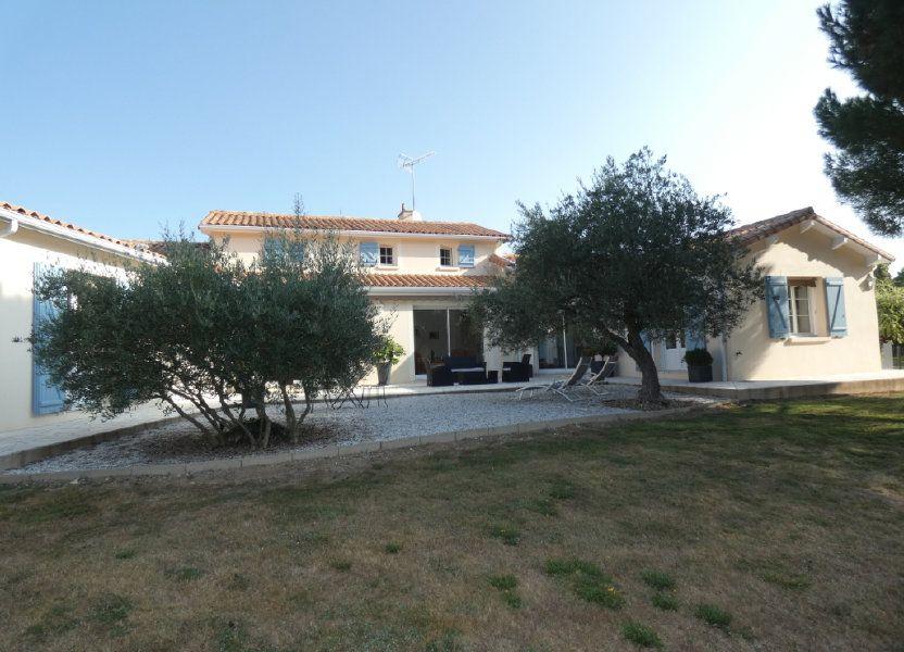 Maison à vendre 225m2 à Saint-Pardoux