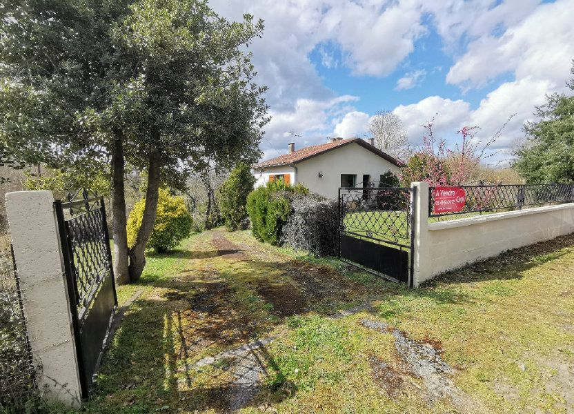 Maison à vendre 98m2 à Gourgé