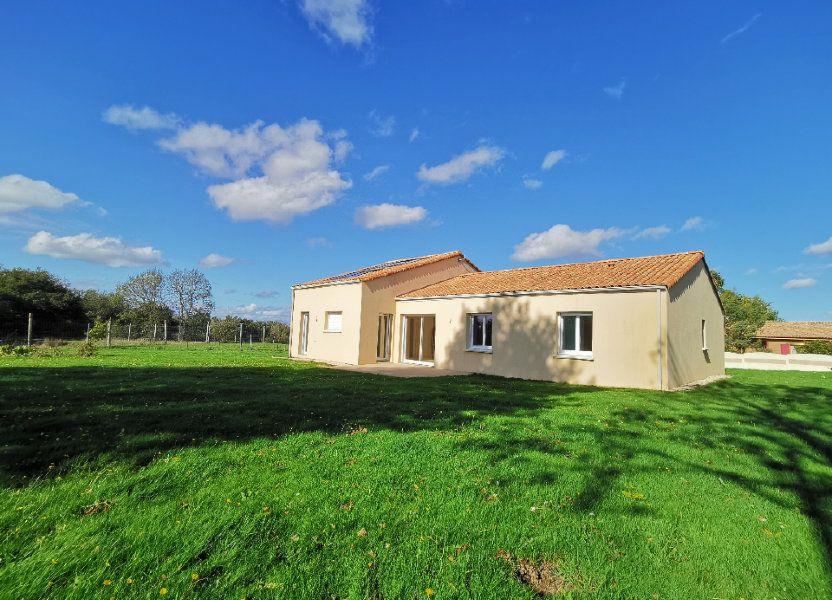 Maison à vendre 146m2 à Chiché