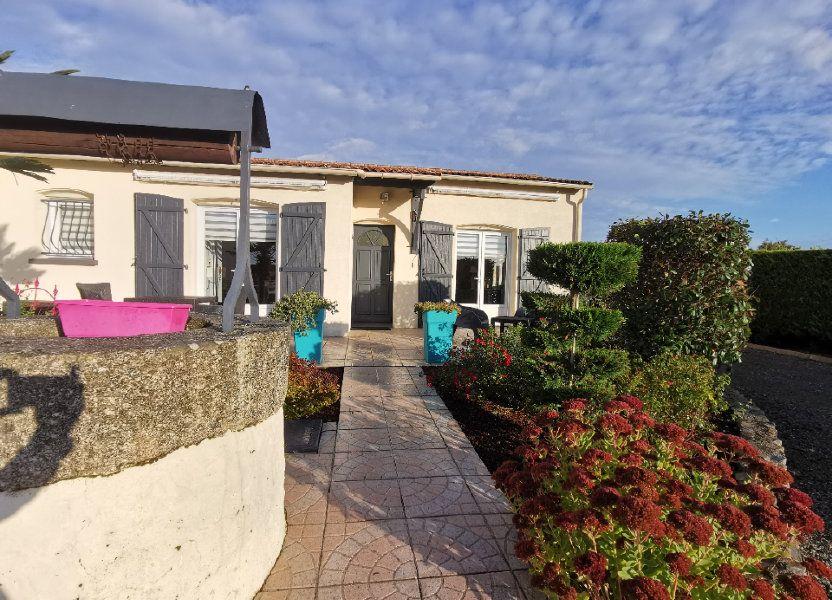 Maison à vendre 125m2 à Amailloux