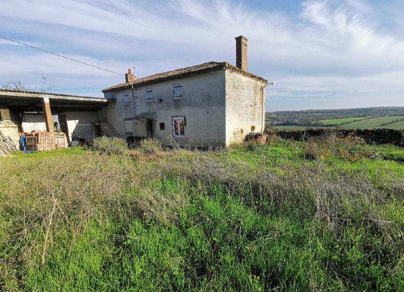 Maison à vendre 60m2 à Le Chillou