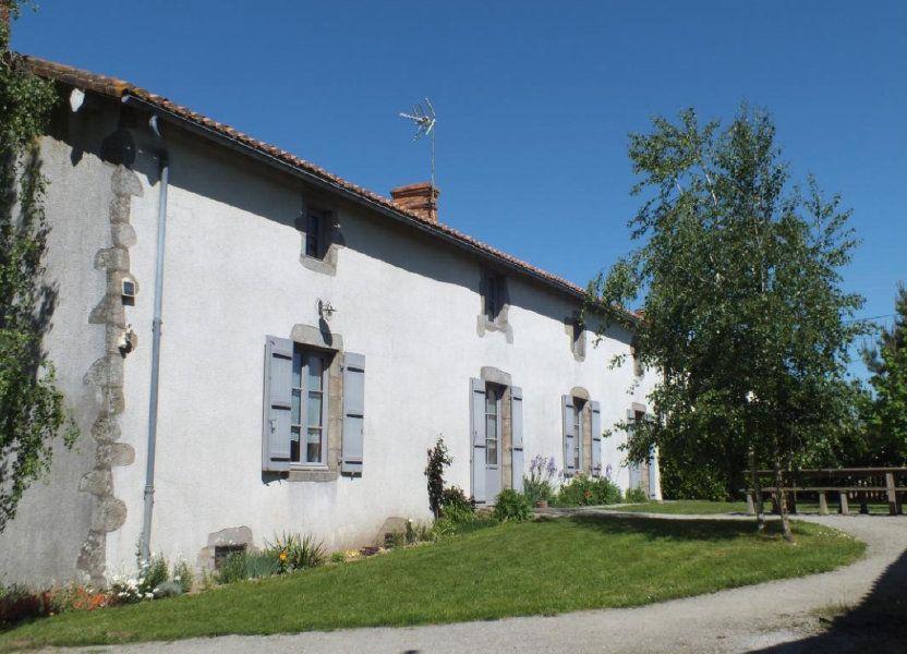 Maison à vendre 308m2 à Gourgé