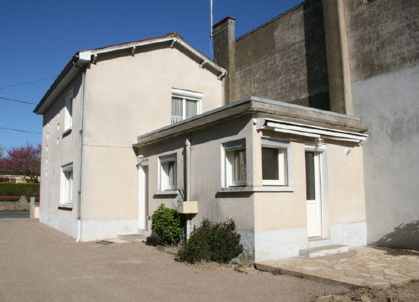 Maison à vendre 91m2 à Parthenay