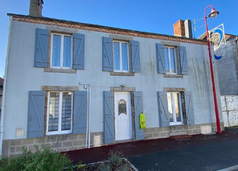Maison à vendre 125m2 à Saint-Germain-de-Longue-Chaume