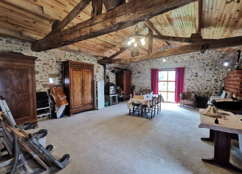 Maison à vendre 110m2 à Chiché