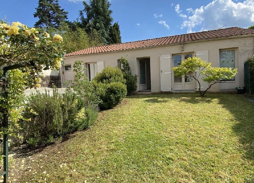 Maison à vendre 89m2 à Parthenay