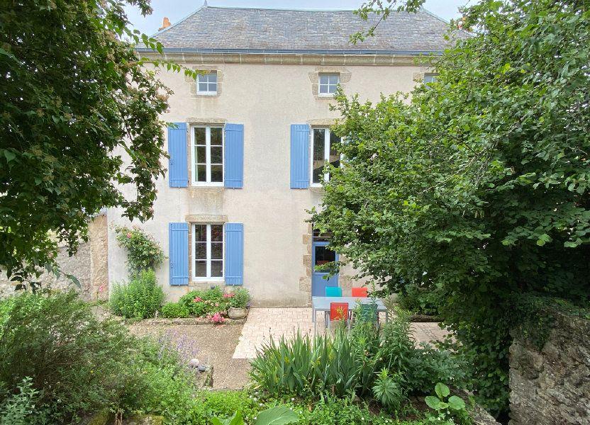 Maison à vendre 145m2 à Parthenay