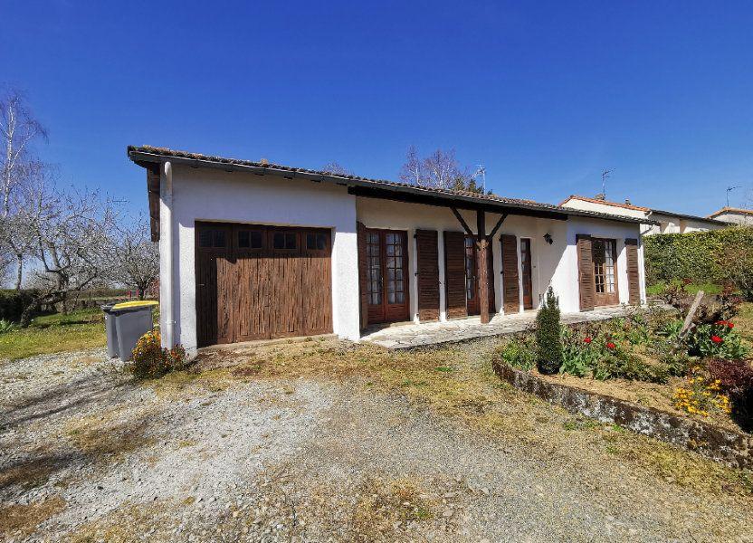 Maison à vendre 83.65m2 à Beaulieu-sous-Parthenay