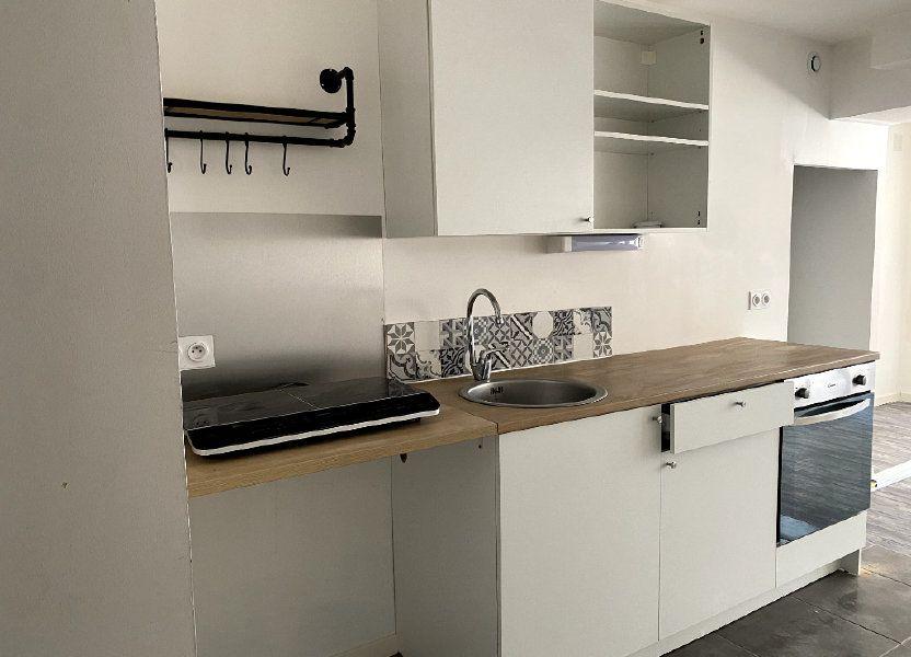 Appartement à louer 40m2 à Parthenay