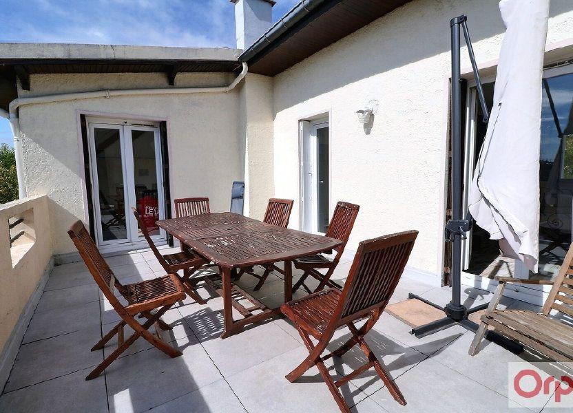 Maison à vendre 133m2 à Morsang-sur-Orge
