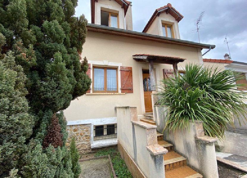 Maison à vendre 100m2 à Morsang-sur-Orge