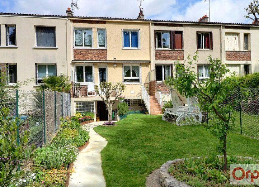 Maison à vendre 79.12m2 à Morsang-sur-Orge