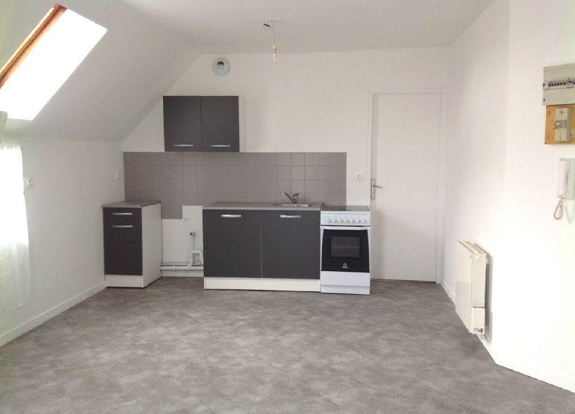 Appartement à vendre 25m2 à Angerville