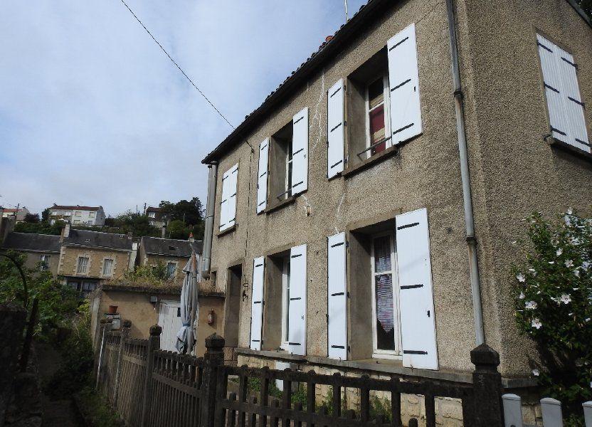 Maison à vendre 57m2 à Poitiers