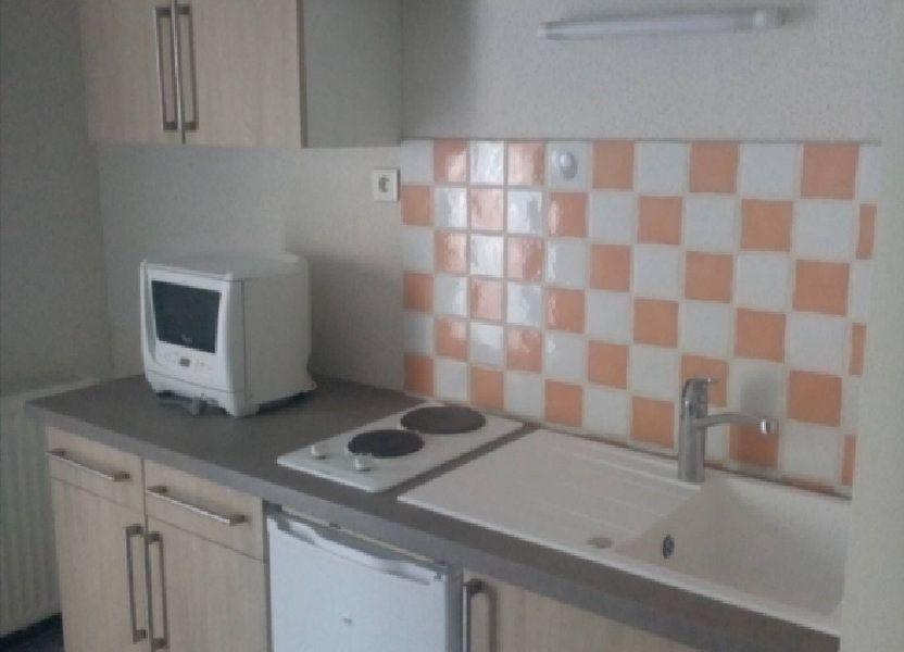 Appartement à louer 22m2 à Poitiers