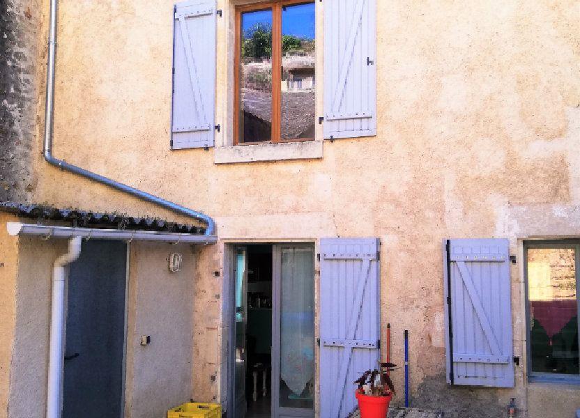 Maison à vendre 102m2 à Lusignan