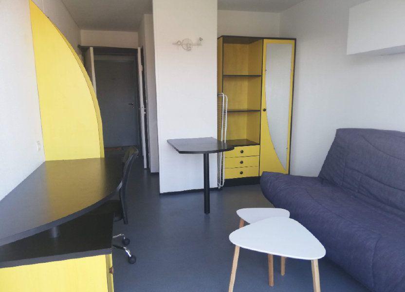 Appartement à louer 15.9m2 à Poitiers