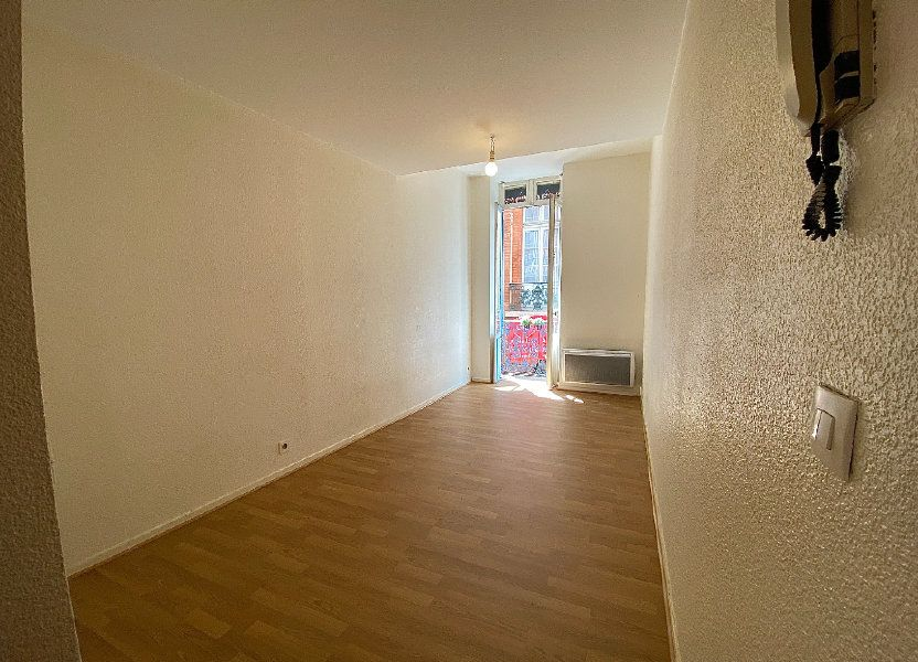 Appartement à louer 18.75m2 à Toulouse