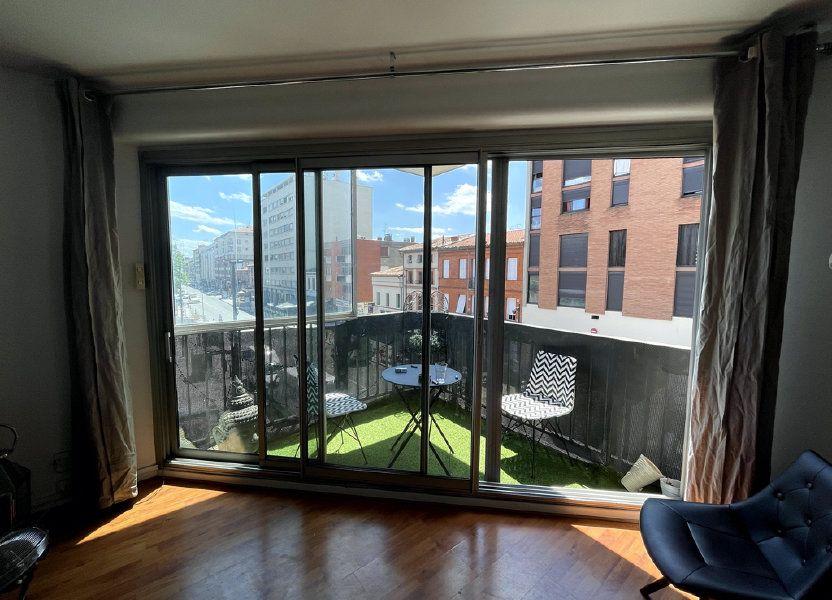Appartement à louer 71.27m2 à Toulouse