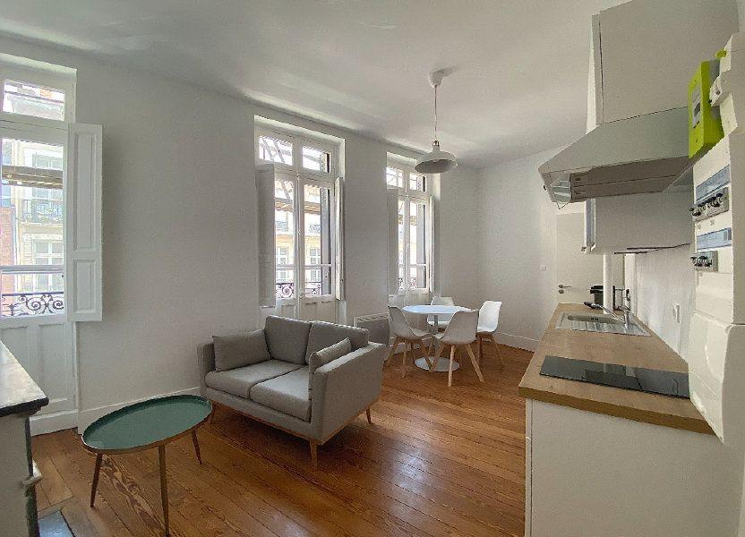 Appartement à louer 30.36m2 à Toulouse
