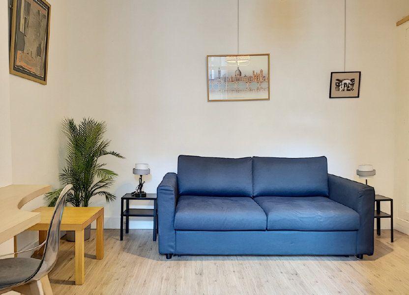 Appartement à louer 21.5m2 à Toulouse