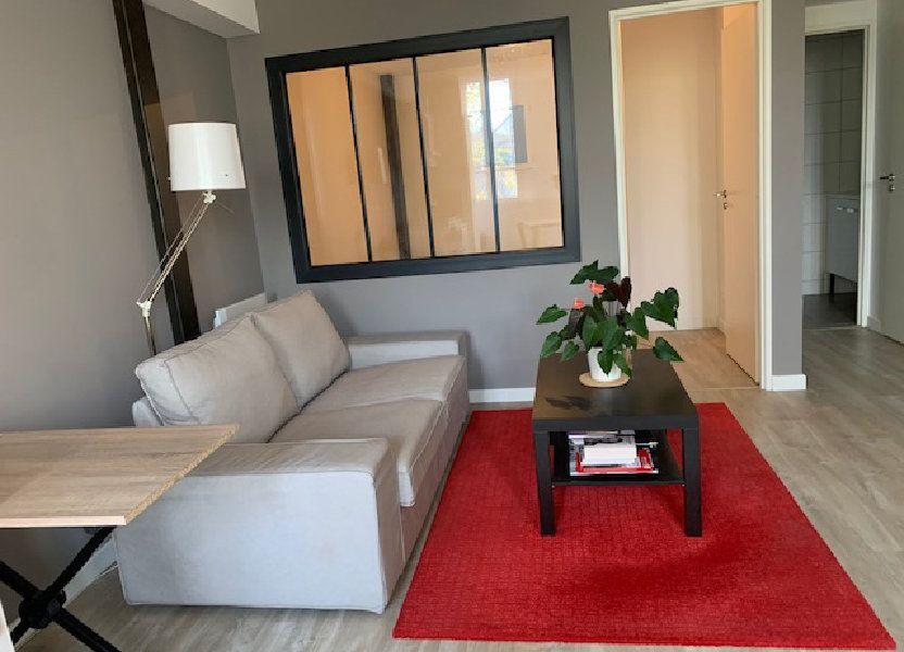 Appartement à louer 40.61m2 à Toulouse